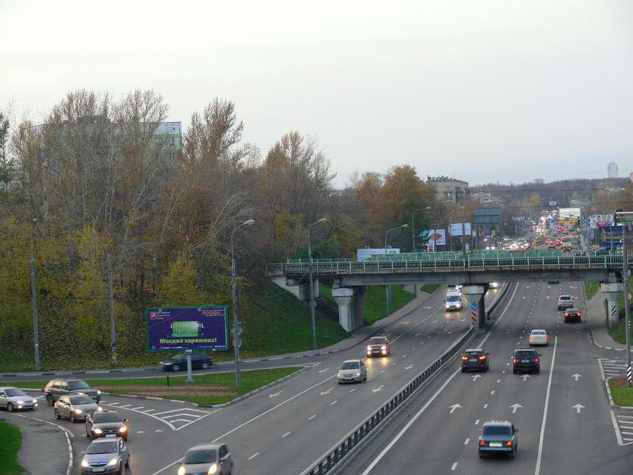 сообщается, фото развязки минского шоссе головоломка получается цельного