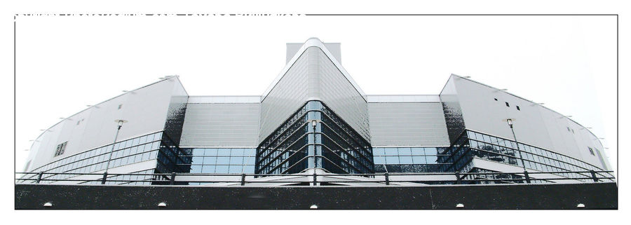 Architecture, Convention Center