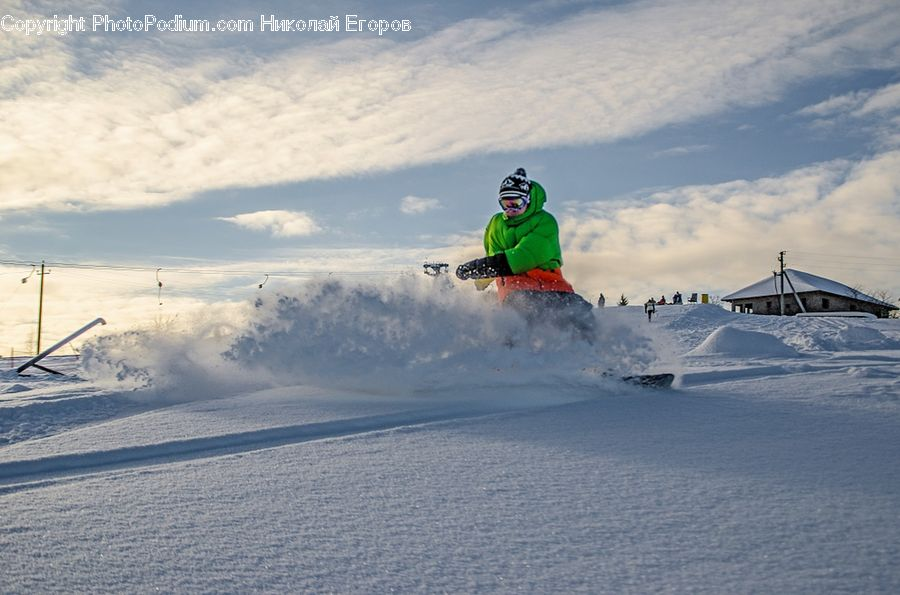 Human, People, Person, Arctic, Snow, Winter, Piste