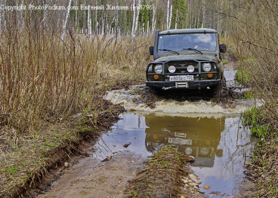 Car, Jeep, Vehicle, Offroad, Dirt Road, Gravel, Road