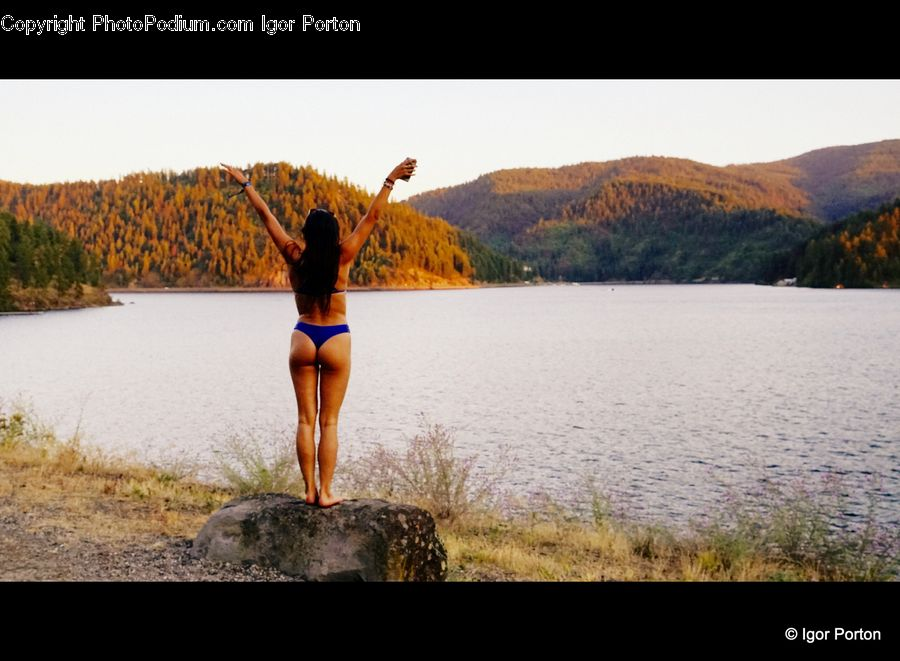 People, Person, Human, Bikini, Maillot, Swimwear, Leisure Activities