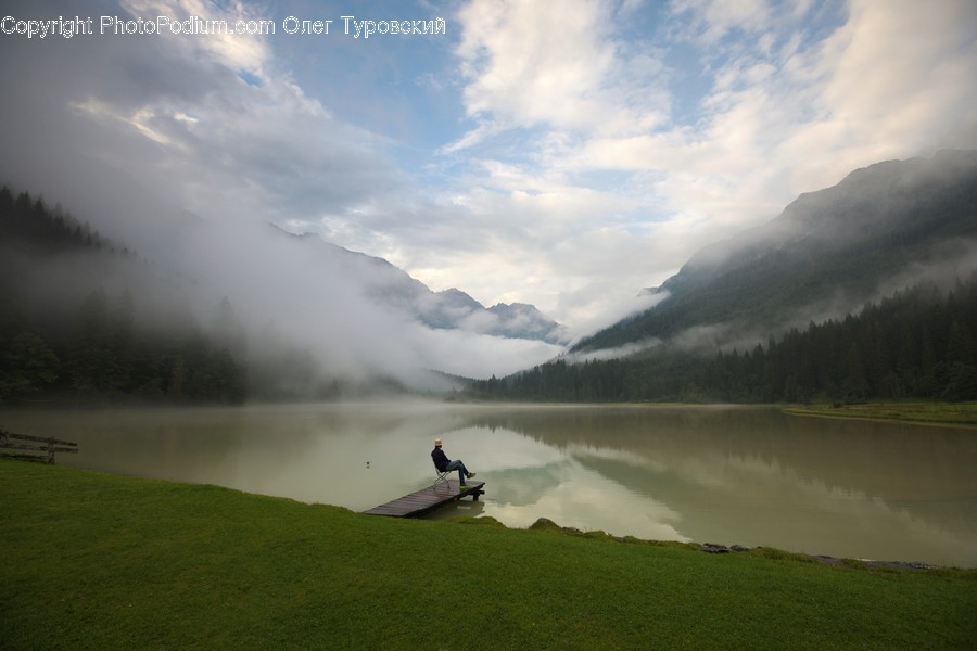 Boat, Canoe, Rowboat, Outdoors, Plateau