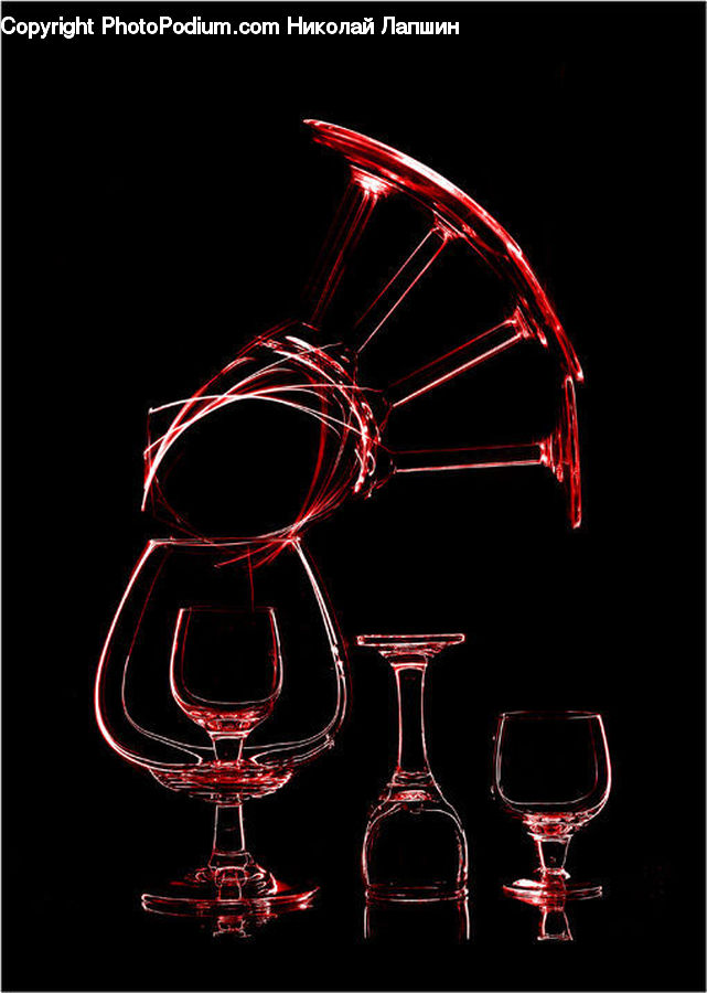 Glass, Alphabet, Ampersand, Beverage, Wine, Wine Glass, Emblem