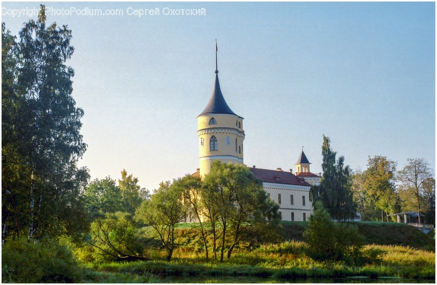 Architecture, Housing, Monastery, Bell Tower, Clock Tower