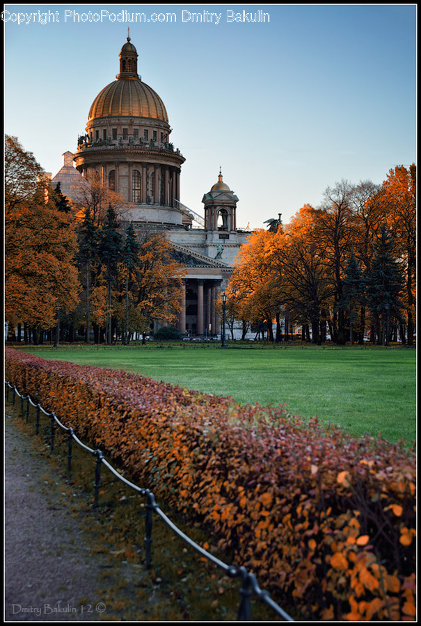 Architecture, Building, Dome, Cathedral, Church