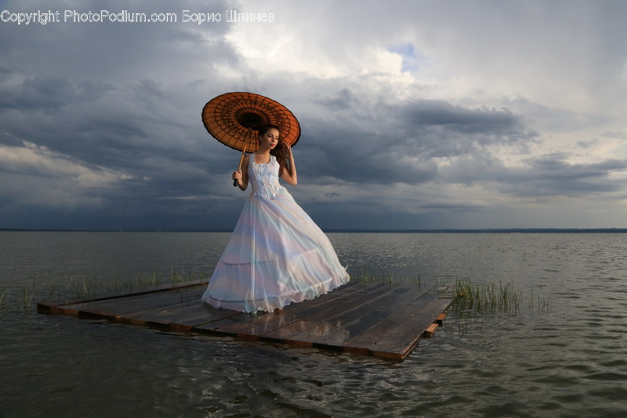 Clothing, Gown, Robe, Dress, Horizon