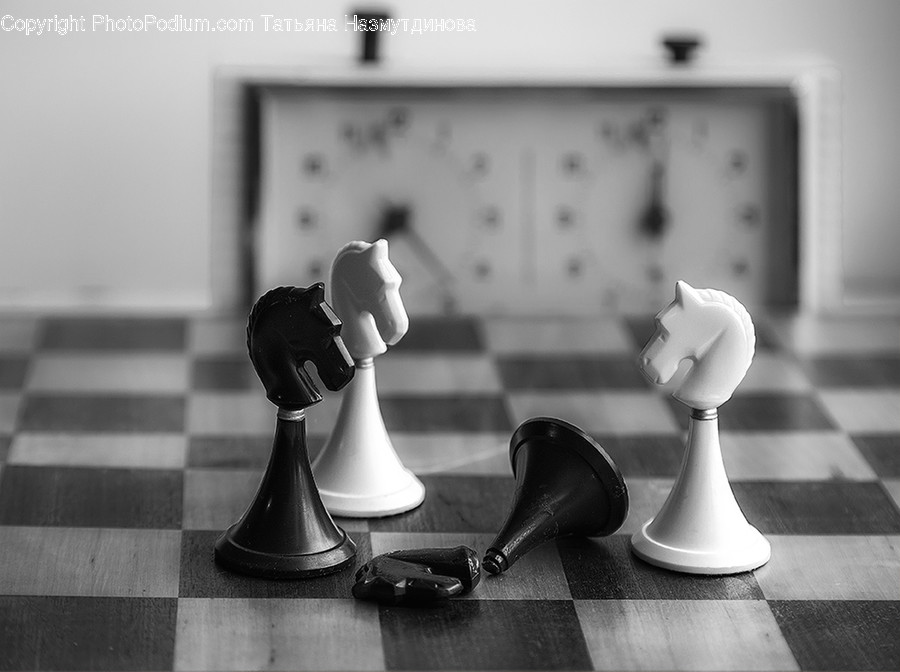 Chess, Game, Figurine
