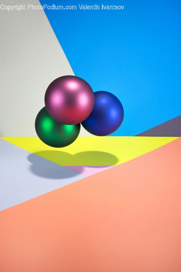 Ball, Sphere, Balloon