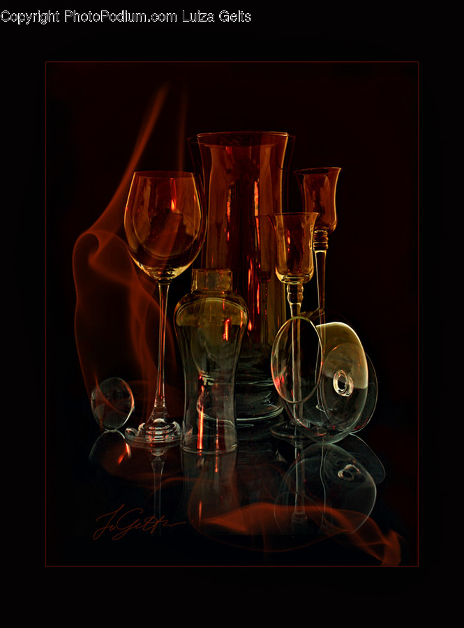 Glass, Goblet, Beverage, Drink, Alcohol