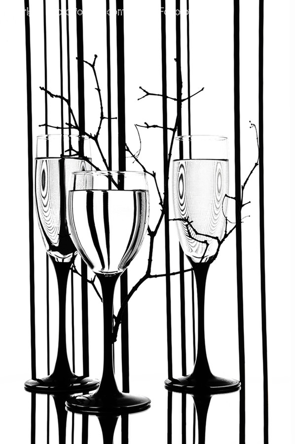Glass, Goblet, Lamp, Wine, Wine Glass