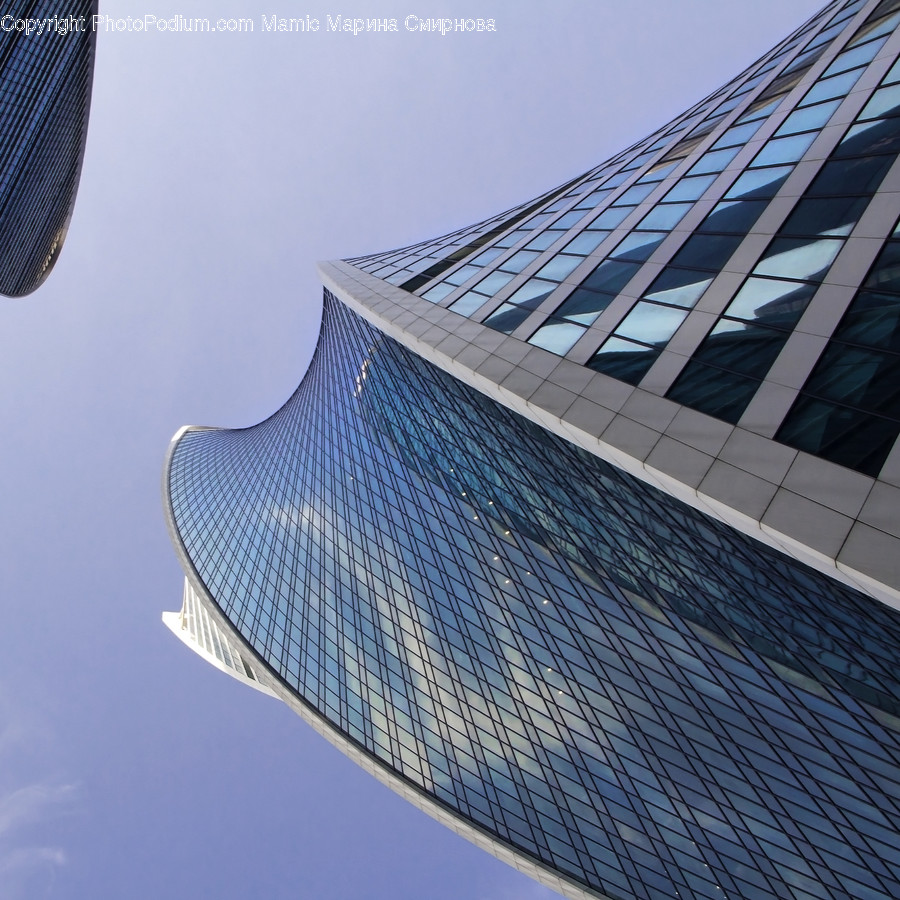 Building, Office Building, Architecture, Tower, Urban