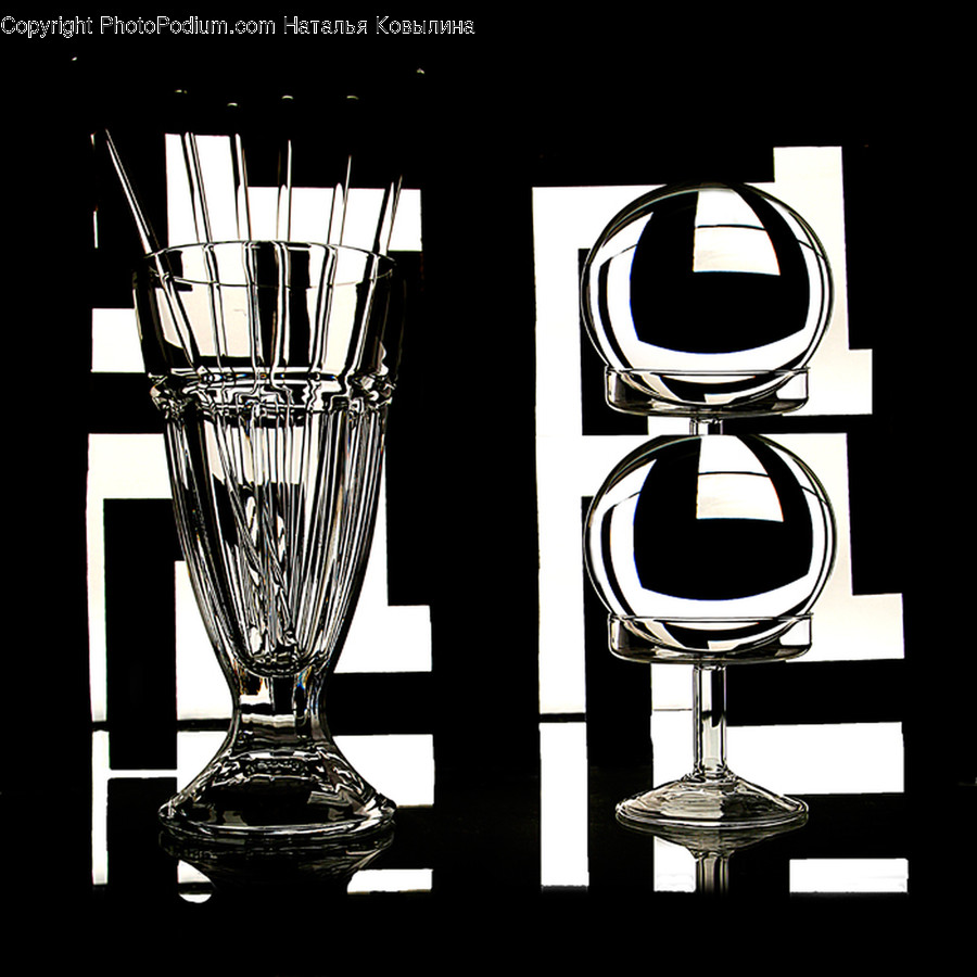 Mixer, Appliance, Glass, Trophy, Goblet