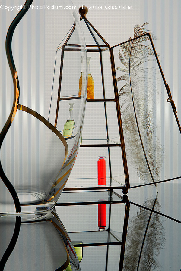 Handrail, Banister, Furniture, Glass, Boat