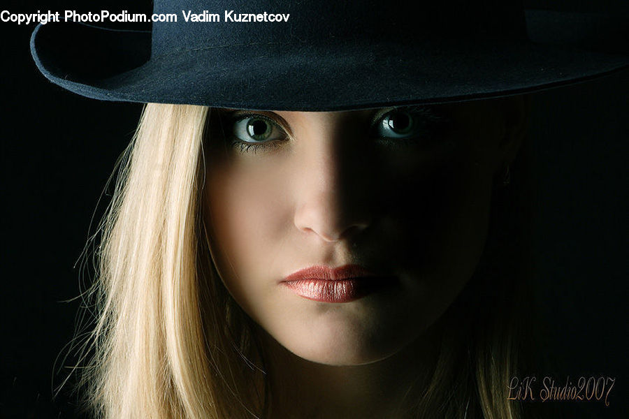 People, Person, Human, Cowboy Hat, Hat, Sun Hat, Female