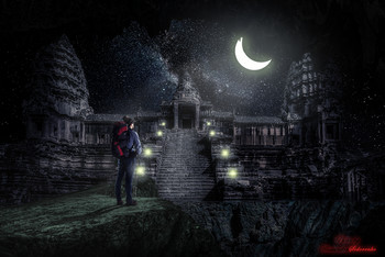 Temple of moonlight